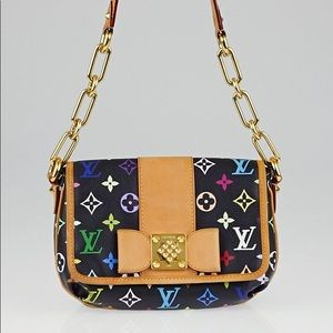 Louis Vuitton Patti Monogram Multicolor Purse